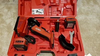 Hilti tool case for AG 125 - A22 Cordless Angle Grinder