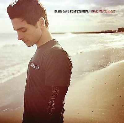 Dusk And Summer Cd By Dashboard Confessional New Sealed