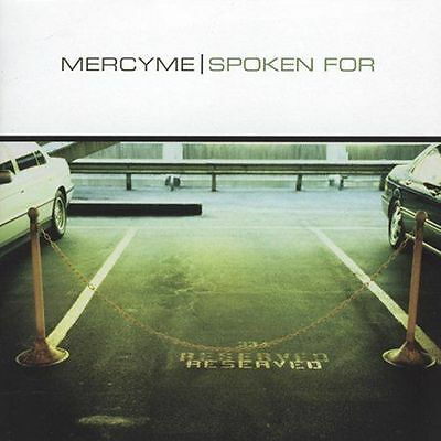 Spoken For Cd By Mercyme New Sealed