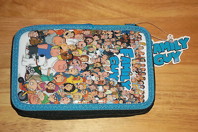 Family Guy Pencil Case, NEW