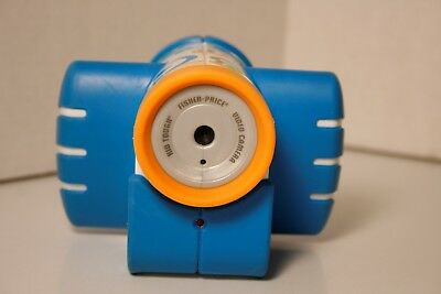 Fisher-Price Blue Kid-Tough Video Camera