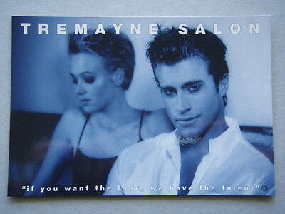 Tremayne Salon If You Want The Look We Have Talent Toorak Propaganda Postcard