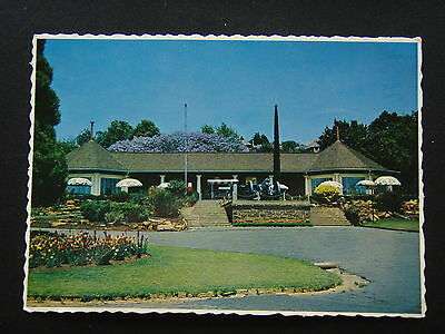 The Restaurant At The Johannesburg Zoo South Africa Postcard