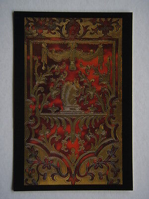 The Johnston Collection Of Fine And Decorative Arts Avant Card #1420 Postcard