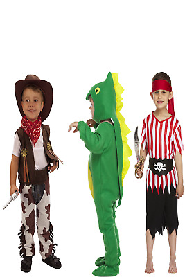 Toddler Fancy Dress Kids Playsuit Costume Girls Boys Party Outfit Book Day Zoo