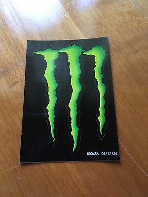 Monster Energy Drink Sticker