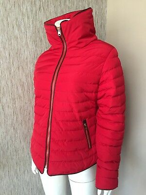 45b2ff38e1d TOKYO LAUNDRY HONEY Womens Funnel Neck Padded Quilted Puffer Jacket ...