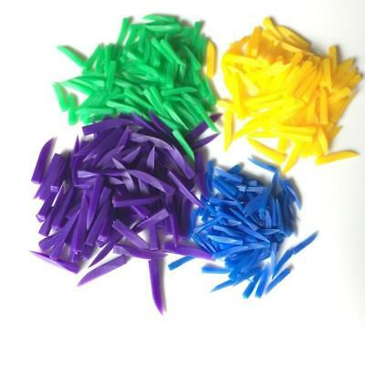 350X Dental Disposable Wedges Plastic 4 colour-coded interdental Composit ussk