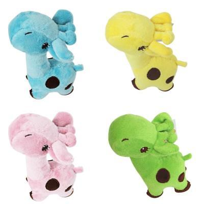 Hot Funny Soft Pet Puppy Chew Play Squeaker Squeaky Cute Plush Sound Dog  kpls