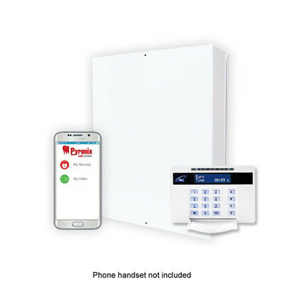 Pyronix EURO46/S-UK EURO 46 V10 Small Hybrid +RKP Control Panel