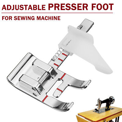 Adjustable Domestic Presser Foot Feet For Brother Singer Janome Sewing Machine