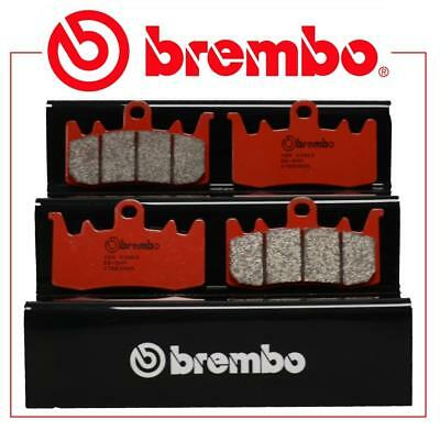 Brembo SA Sintered Road Front Brake Pads Pair BMW R1200 R Nine T 2014>