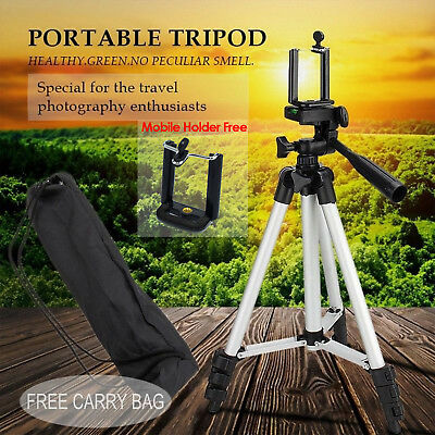 Professional Tripod Stand and Mobile Holder for DSLR Canon Nikon Sony Camera AU