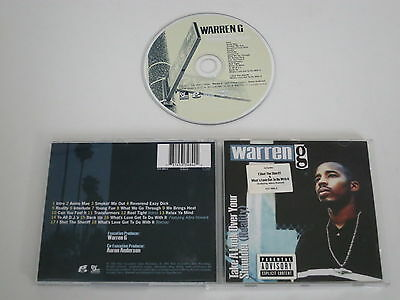 Warren G / Take A Look Over Your Shoulder (Reality)( Def Jam Music Group 533