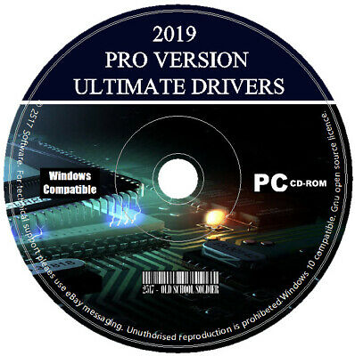 2018 Windows PC Drivers Recovery/Restore/Repair/Install For Win XP/Vista/7/8/10