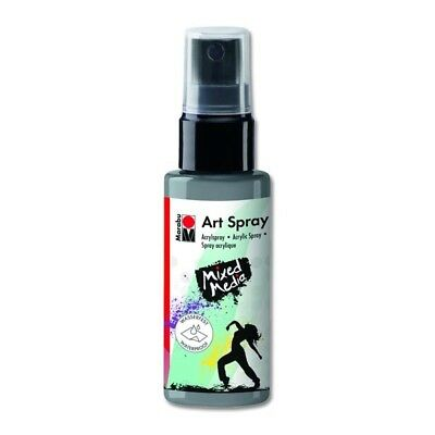 Marabu Acrylspray Art Spray 50 ml, silber Marabu 120905082