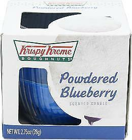 Krispy Kreme Blueberry 78g Candle