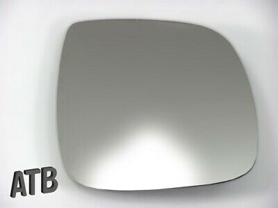 AUDI A7 RIGHT WING MIRROR GLASS CHROME CONVEX HEATED ds