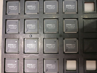 Epson LCD controller IC SED1386
