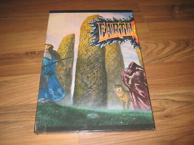Earthdawn 4. Edition Spielleiterschirm Hardcover Ulisses 2016 Neu OVP