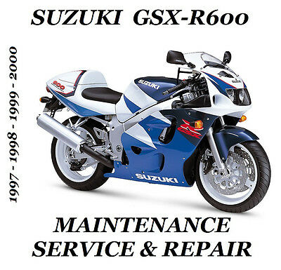 suzuki gsxr600 1997 2000 workshop service repair manual rh suzuki gsxr600 1997 2000 workshop service rep 2007 Suzuki Gsxr 600 2008 Suzuki Gsxr 600