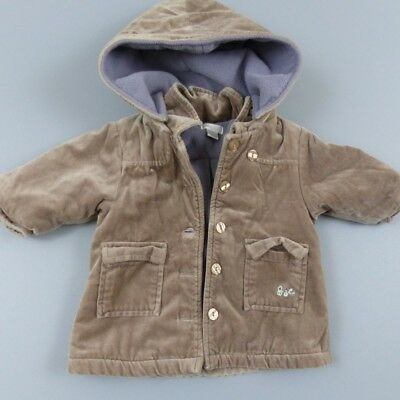 MANTEAU DOUBLÉ 12 mois fille Magic girl - vêtement bébé - EUR 5,90 ... c0227aa86cd9