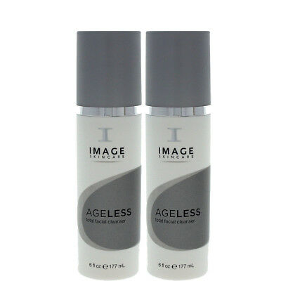 Image Skincare Ageless Total Facial Cleanser 6 oz - 2 PACK