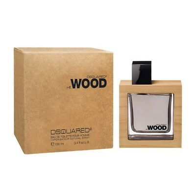 Dsquared He Wood EDT Spray 100ml