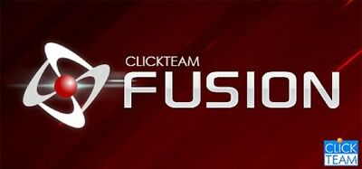 Clickteam Fusion 2.5 Steam Key PC Game Development Like Game Maker Unity
