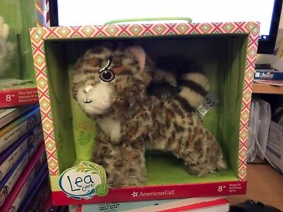 American Girl Lea Clark MARGAY CAT ~ NEW