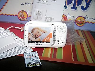 vtech baby monitor vm321 and charger NO Camera