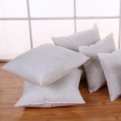 30 x 30 Polyester Fiber Throw cushion insert. Buy bulk & save.Au stock fast post