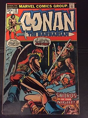 conan the barbarian 23 1st Appearance Red Sonja