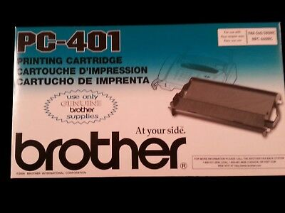 Pc-401 Brother Printing Cartridge