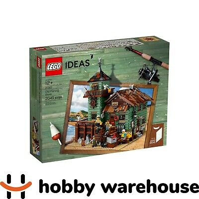 LEGO 21310 Ideas Old Fishing Store (BRAND NEW SEALED)