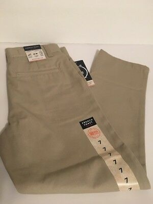 French Toast BOYS School PANTS ADJUSTABLE WAIST Flat Front Multi Size & Colors