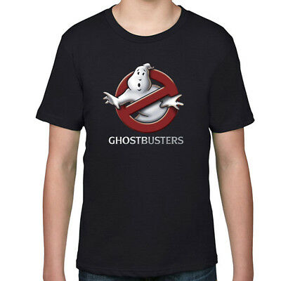 GhostBusters Kids T-Shirt, Children Retro Ghost Busters Movie Tee Size 2-16