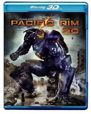 Blu Ray 3D + 2D : Pacific Rim 3D + Version 2D - NEUF