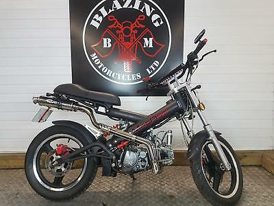 Sachs Mad Ass 160cc learner legal motorcycle monkey bike style