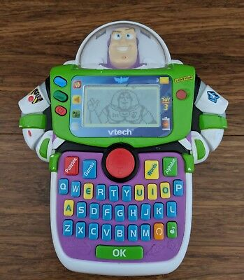 Buzz Lightyear Toy Story 3 VTech Kids Learning Handheld Game