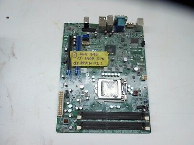 Dell Optiplex 790 i5-2400 3.10Ghz PROCESSOR AND Motherboard - Tested Working