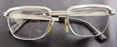 VINTAGE RODENSTOCK CANBERRA 12K 1/10 18 mm GOLD FILLED EYEGLASSES FRAME 135 52