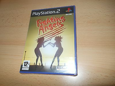 Fighting Angels - Playstation 2 ,PS2 NEW SEALED PAL VERSION