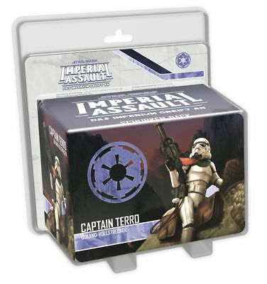 Star Wars Imperial Assault - Captain Terro Extension (German) SW Imperium