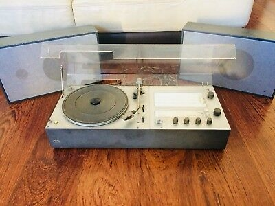Braun Audio 2 Dietter Rams 1965