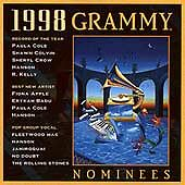 1998 Grammy Nominees Cd By Various Artists New Sealed