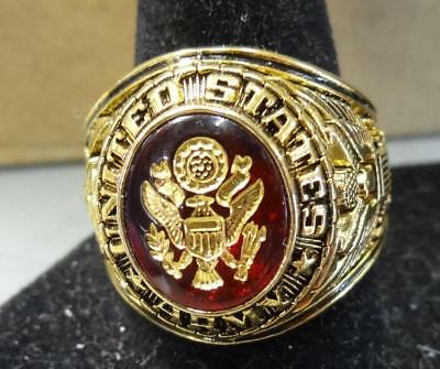 United States Army Ring - Size 8 -  #misc968