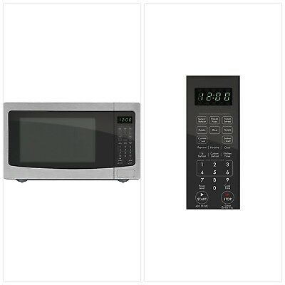 Panasonic Countertop Microwave 1 2 Cu Ft Stainless