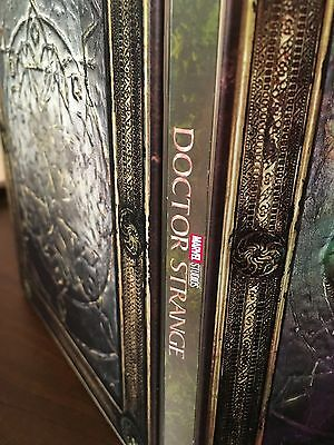 Doctor Dr Strange Replacement Magnetic Spine with title For Steelbook