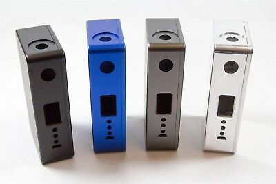 New! Alpinetech CNC B Box with Color DNA75C DNA250C Cutouts Buttons Included